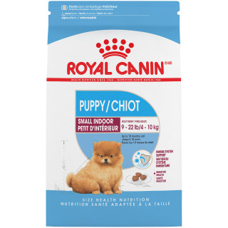 Small Indoor Puppy Dry Dog Food