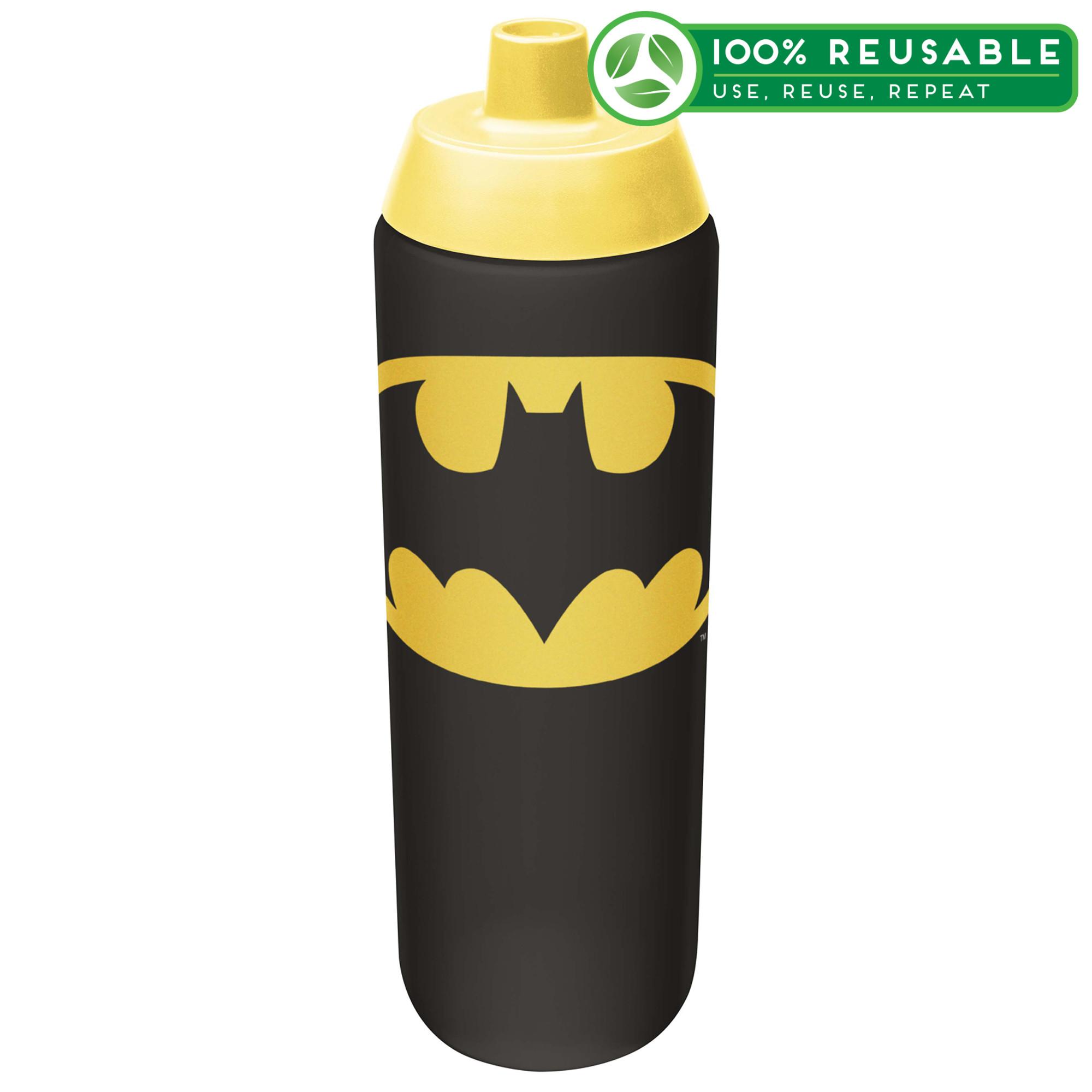 DC Comics 24.5 ounce Water Bottle, Batman slideshow image 1