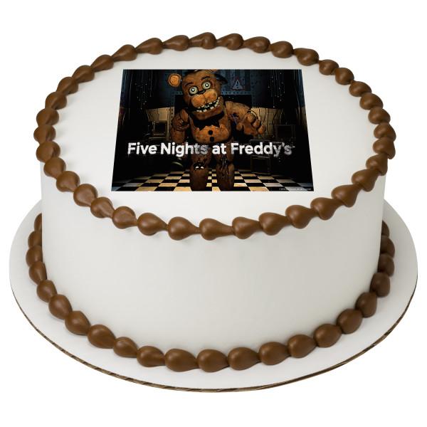 Five Nights at Freddy's™ Freddy PhotoCake® Edible Image®