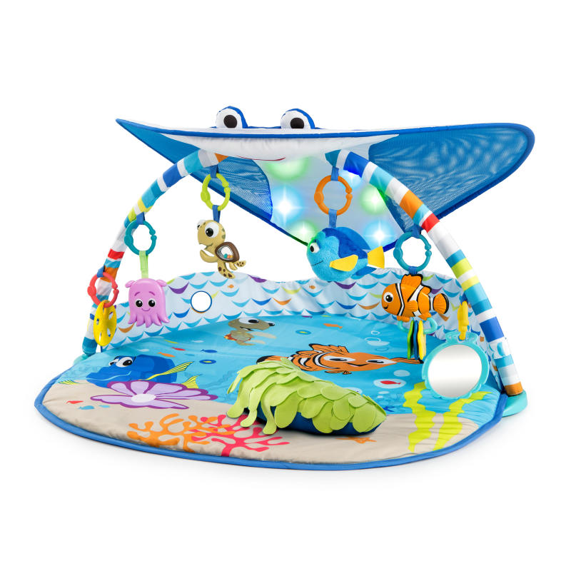 FINDING NEMO Mr. Ray Ocean Lights & Music Gym™