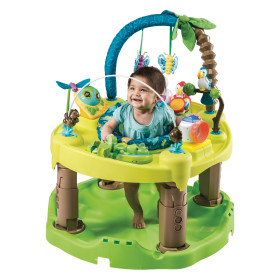 Life In The Amazon Triple Fun Bouncing Activity Saucer