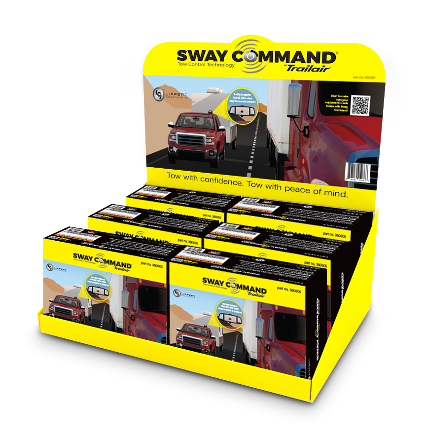 Sway Command Display