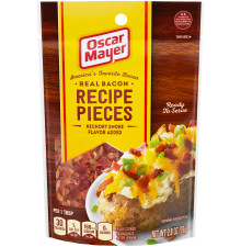 Oscar Mayer Bacon Recipe Pieces 2.8 oz Box