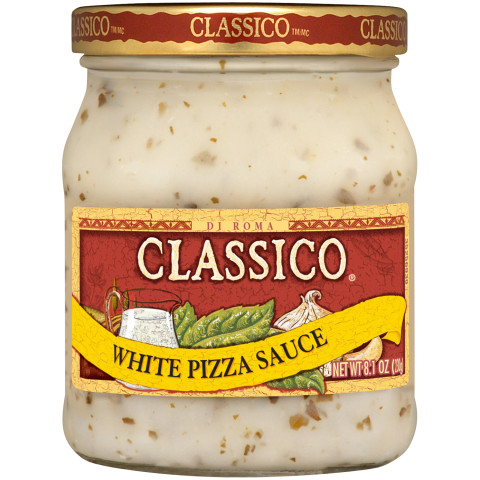 White Pizza Sauce