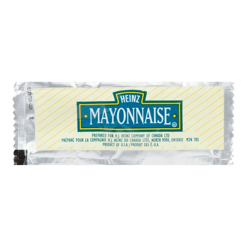 HEINZ Mayonnaise Single Serve 12.5ml 200