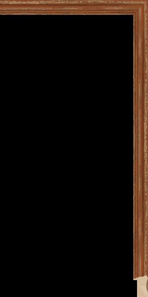 Brittany Shadow Box Vermillion Red 1 1/16