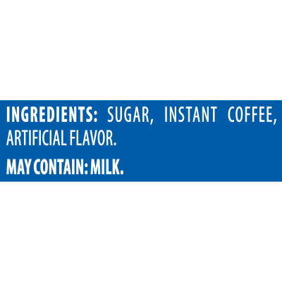 Maxwell House International Latte Iced Hazelnut Coffee, 6 - 0.57 oz Sticks