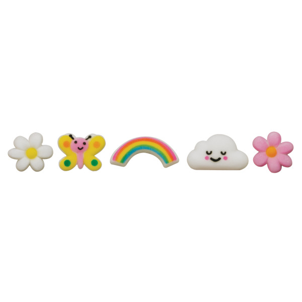 Spring Showers Assortment Dec-Ons® Decorations
