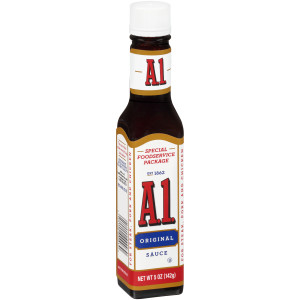 A.1. Steak Sauce, 5 oz. Bottle (Pack of 24) image