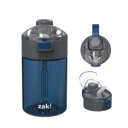 Genesis 12 ounce Water Bottle, Indigo