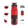 Star Wars 25 ounce Kiona Water Bottle, Darth Vader & Stormtroopers