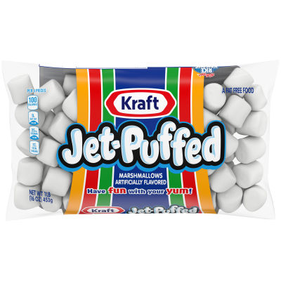 JET-PUFFED Regular Everyday Marshmallows 16oz Bag