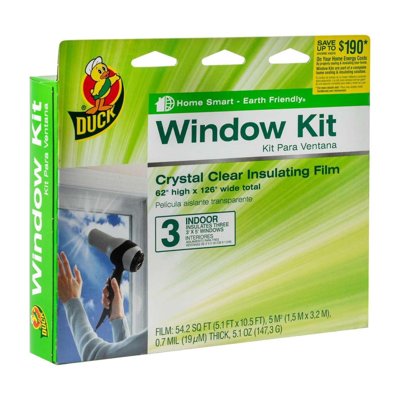 Shrink Film Window Insulation Kit Image