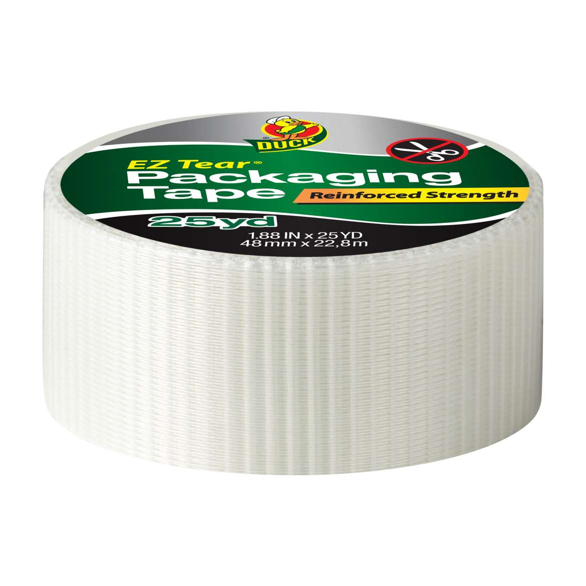 Duck® Brand EZ Tear® Packing Tape