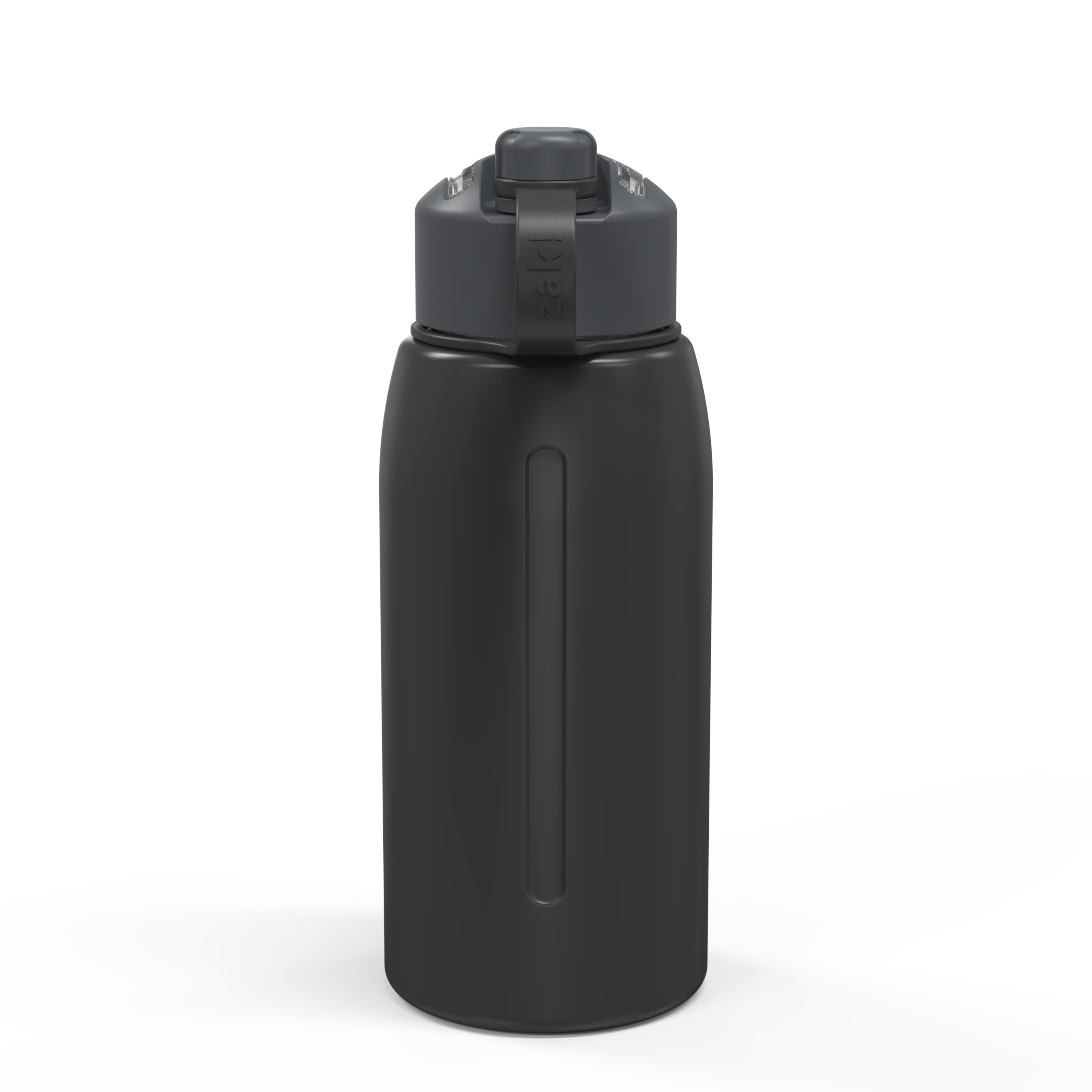 Genesis 32 ounce Vacuum Insulated Stainless Steel Tumbler, Charcoal slideshow image 9