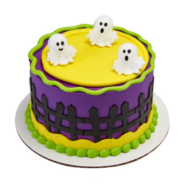 Flying Ghosts Cupcake Rings