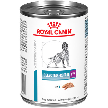 Selected Protein PV Loaf Canned Dog Food
