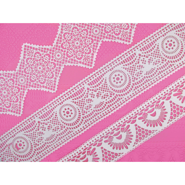 Art Deco Cake Lace Mat : DecoPac