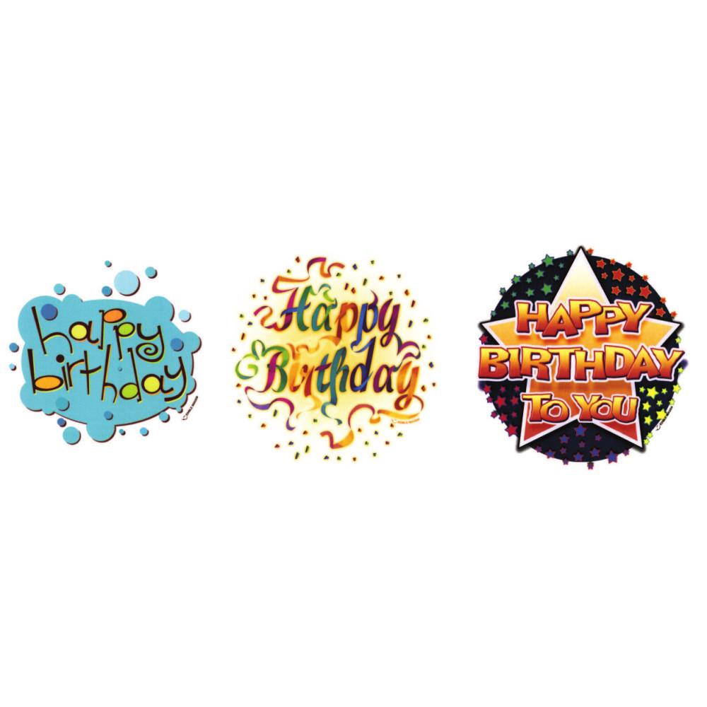 Birthday Celebrations Variety