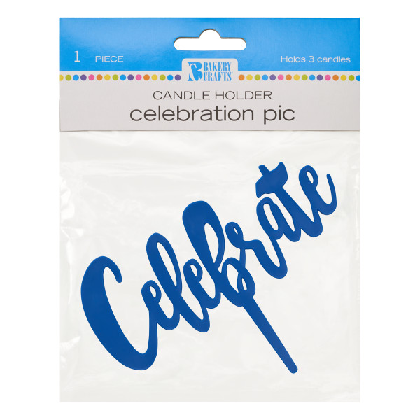 Celebrate Assortment Candle Holder