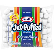Jet-Puffed Marshmallows 24 oz Wrapper