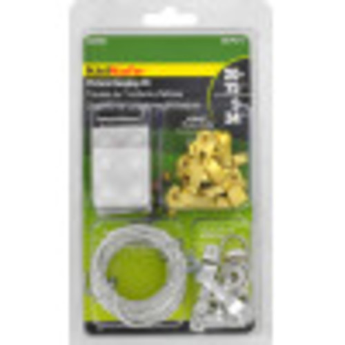 Hillman Kid Safe Picture Hanging Kit