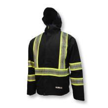 DEWALT® DRW11 Waterproof Lightweight Packable Raincoat