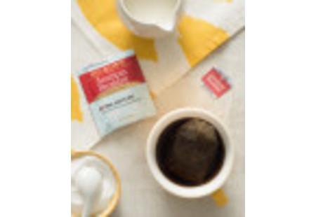 Lifestyle image of cup of American Breakfast Black Tea