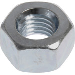 Zinc Heavy Hex Nuts