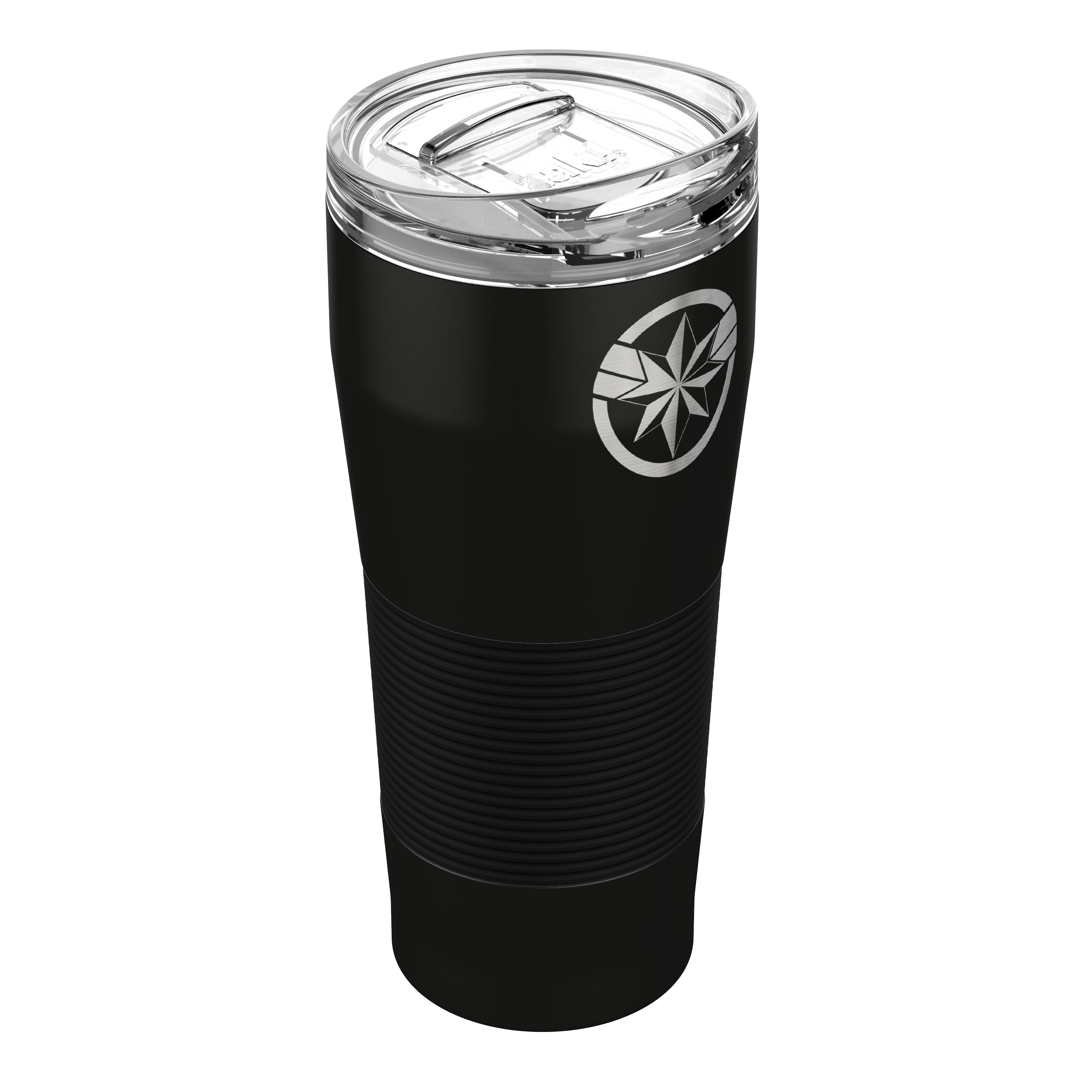 Marvel Comics 28 ounce Vacuum Insulated Stainless Steel Tumbler, Captain Marvel slideshow image 4