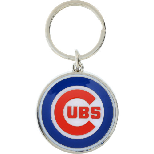 MLB Chicago Cubs Key Chain