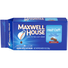 Maxwell House Lite Ground Coffee 11 oz Bag