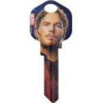 Star Lord Key Blank