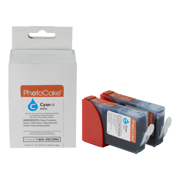 Cartridge, Deco 30 Cyan PhotoCake® Ink