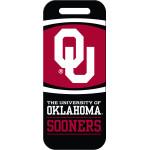 Oklahoma Sooners Large Luggage Quick-Tag