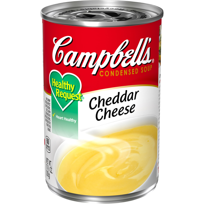 Healthy Request® Cheddar Cheese Soup