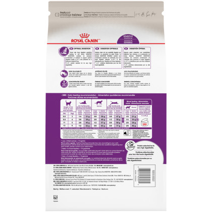 Sensitive Digestion Dry Cat Food