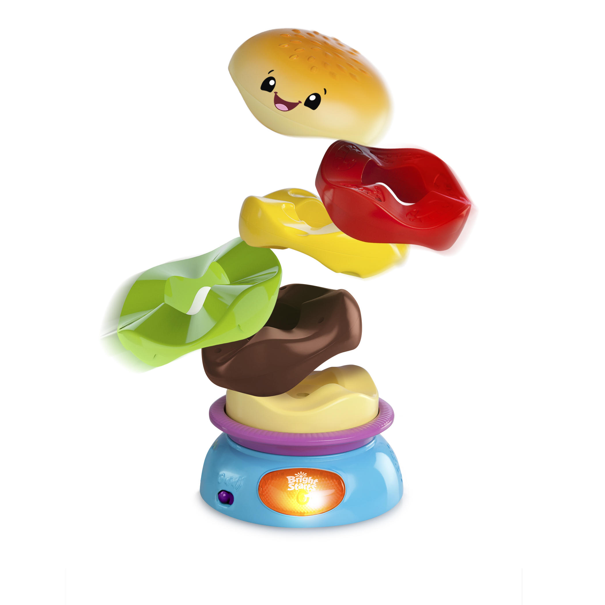 Stack �n Spin Burger™
