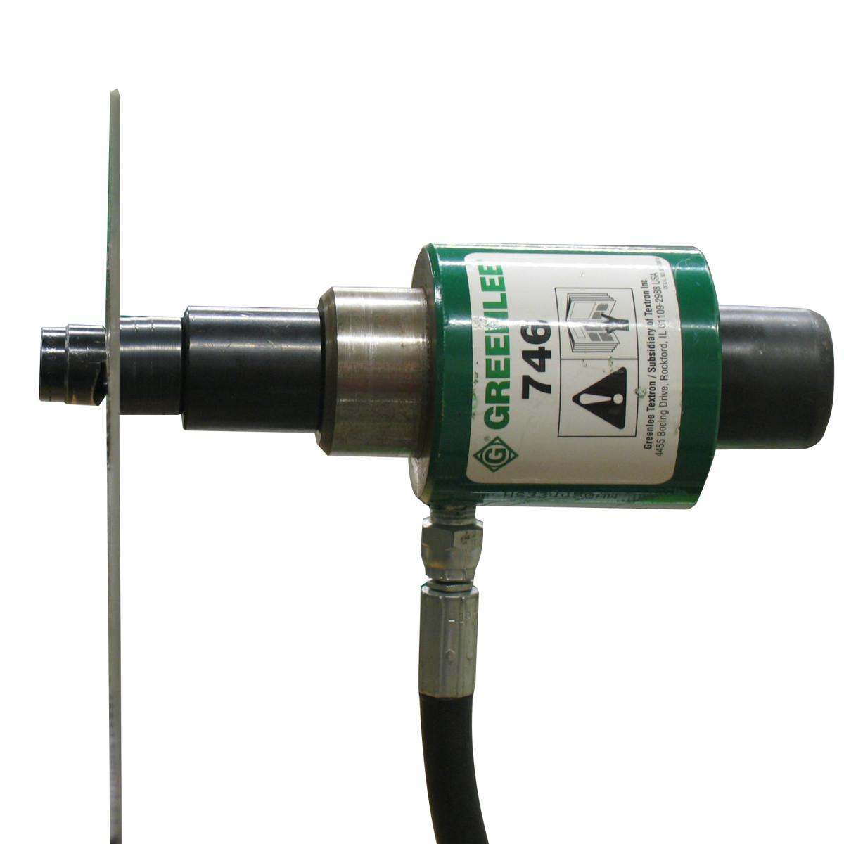 Greenlee 746 RAM-HYDRAULIC KNOCKOUT