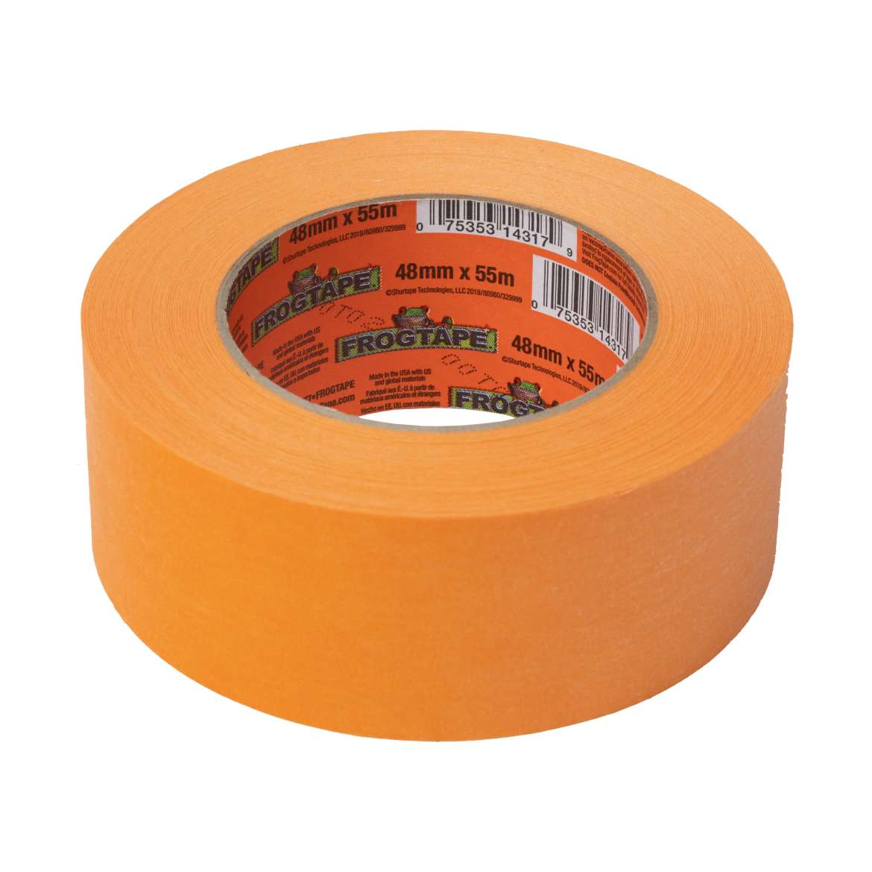FrogTape® Pro Grade Orange Painter's Tape™ – Orange, 1.88 in. x 60 yd.