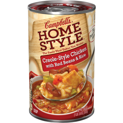 Creole-Style Chicken with Red Beans & Rice Soup