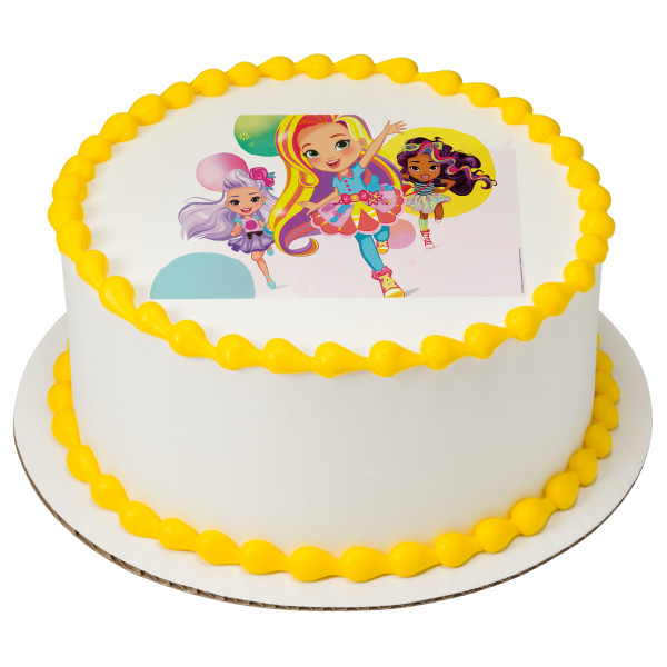 Sunny Day™ Ready For a Sunny Day! PhotoCake® Edible Image®