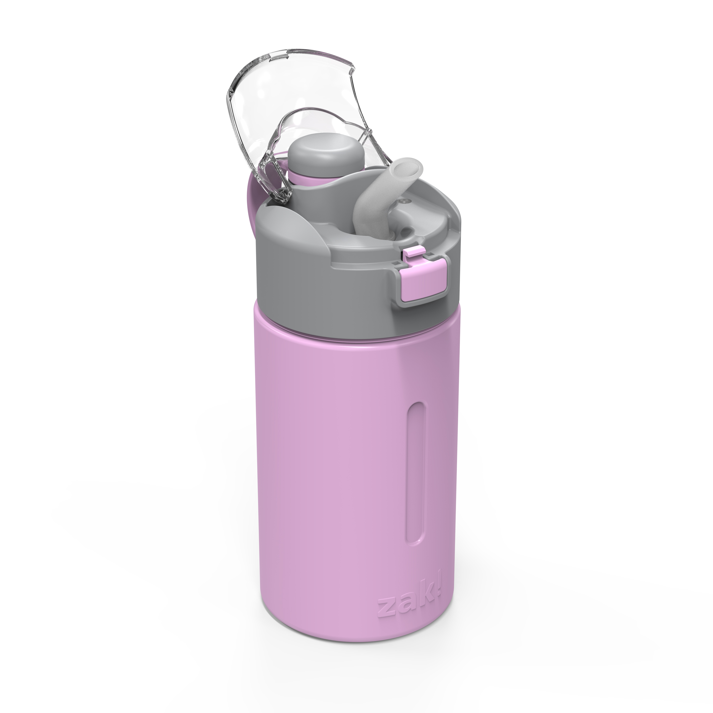 Genesis 12 ounce Vacuum Insulated Stainless Steel Tumbler, Lilac slideshow image 4