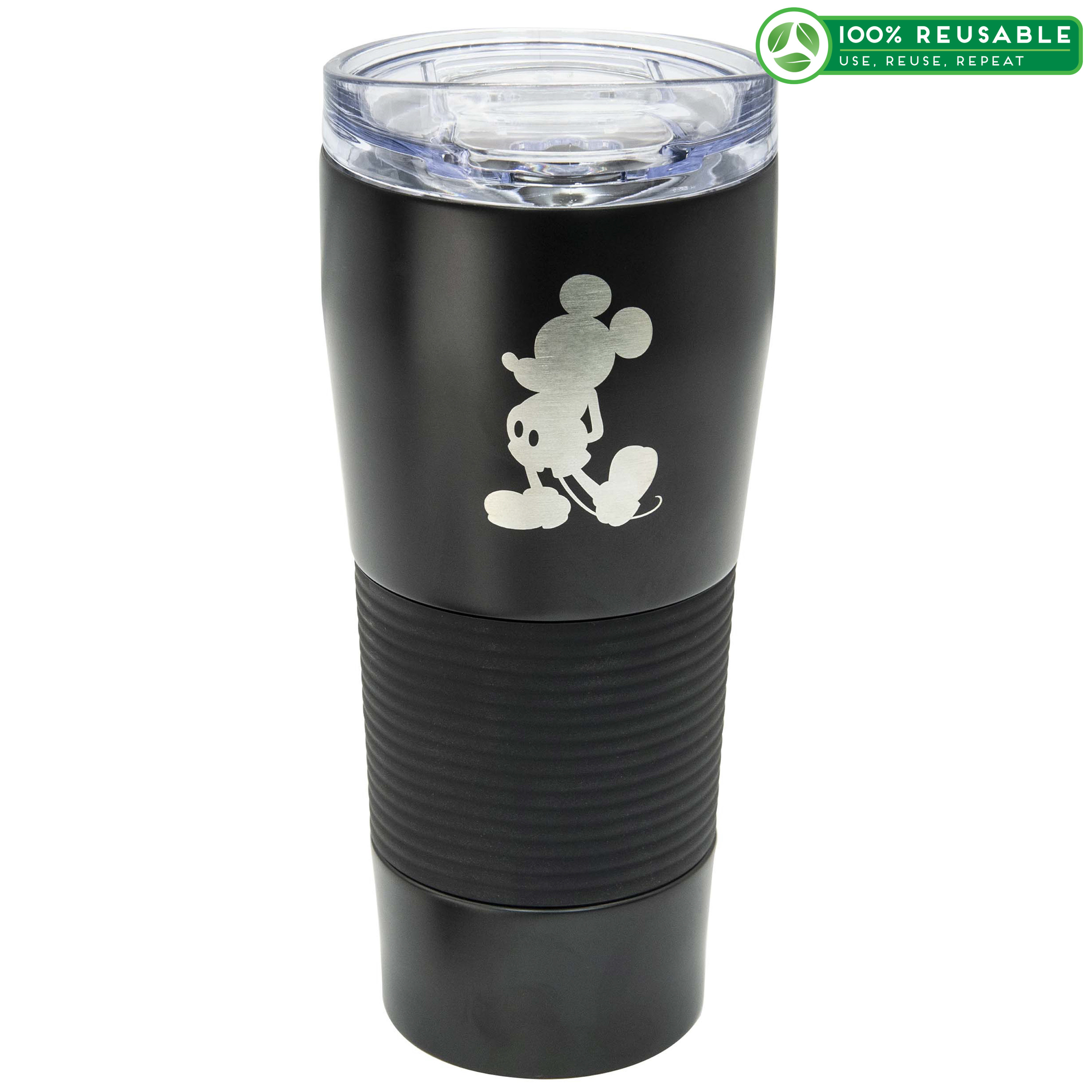 Disney 28 ounce Vacuum Insulated Stainless Steel Tumbler, Mickey Mouse slideshow image 1