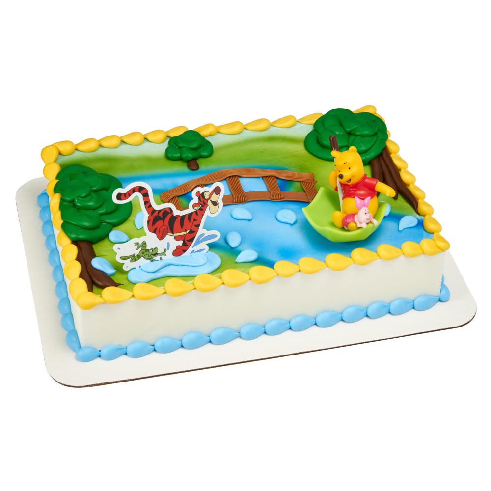 Winnie the Pooh Pooh, Piglet & Tigger Hunny Raindrops
