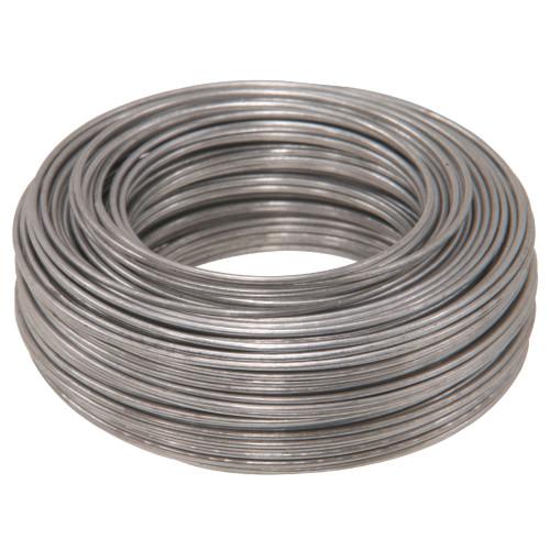 Hillman Galvanized Hobby Wire 18 Gauge 110'
