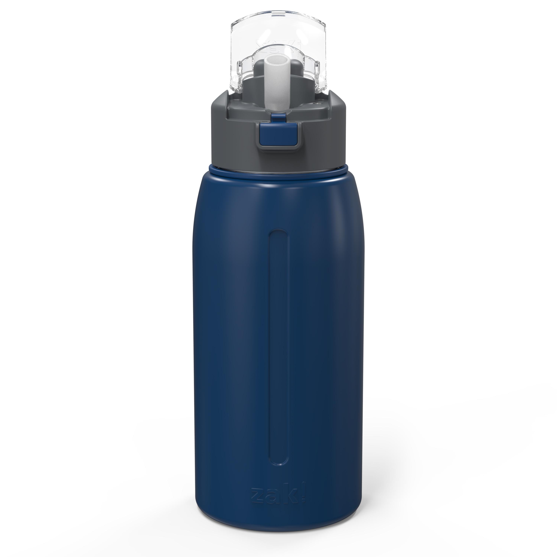 Genesis 32 ounce Vacuum Insulated Stainless Steel Tumbler, Indigo slideshow image 6