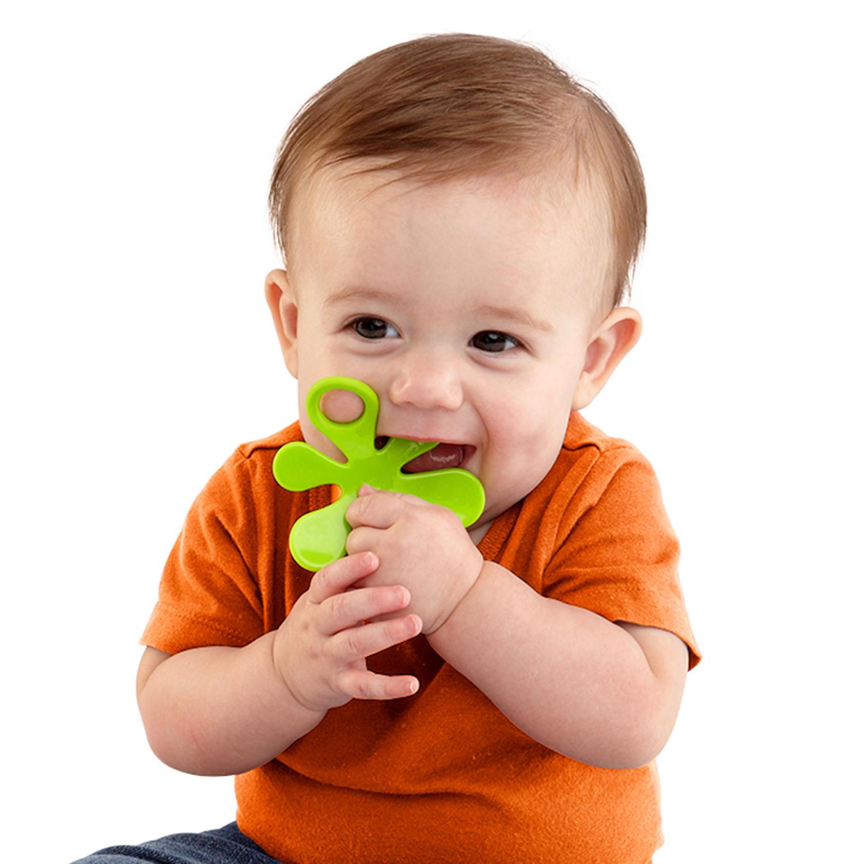 12 Linky Loops™ Teething Toy