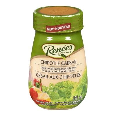 REN CHIPOTLE CAESAR DRSG6355ML