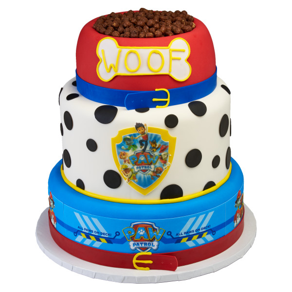 PAW Patrol™ All Paws on Deck PhotoCake® Edible Image® Strips